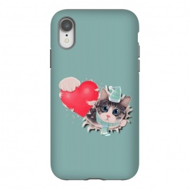 iPhone Xr  Cat Steal your Heart by Tummeow