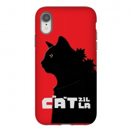 iPhone Xr  Catzilla by Tummeow ()