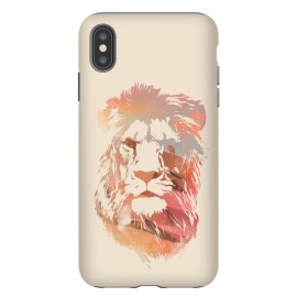 iPhone Xs Max  Desert lion by Róbert Farkas ()