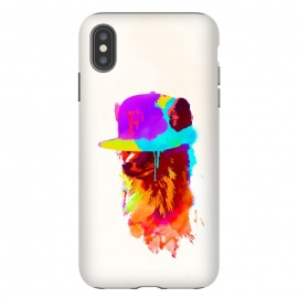 iPhone Xs Max  Foxeys Favorite Cap by Róbert Farkas