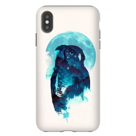 iPhone Xs Max  Midnight Owl by Róbert Farkas ()