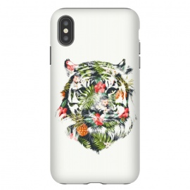 iPhone Xs Max  Tropical Tiger by Róbert Farkas ()