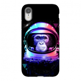 iPhone Xr  Apestronaut by Jay Maninang (space,ape,cosmic,astronaut,chimps,space travel)