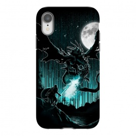 iPhone Xr  Meet The Myth by  (dragon,myth,warrior,mythology,creature,got)