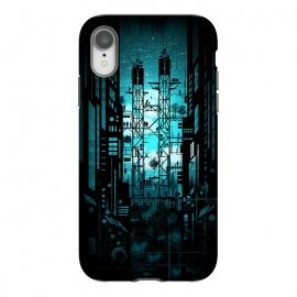 iPhone Xr  Steelscape by  (buildings,steel,landscape,future,mecha,tallbuildings,urban,city,cosmic)