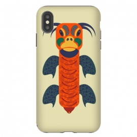 iPhone Xs Max  Tortoise-orange by