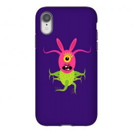 iPhone Xr  Rabitpink by Parag K (animal ,cartoon,character design ,art,face,green,artist)