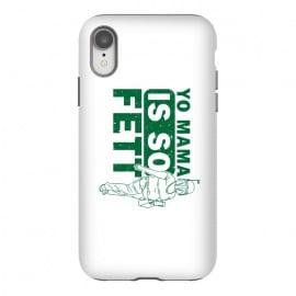 iPhone Xr  So Fett by  (boba fett, fett,star wars,yo mama,mama's jokes,funny,parody)