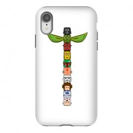 iPhone Xr  Star Wars Totem by  (star wars,totem,pole,movie,film)