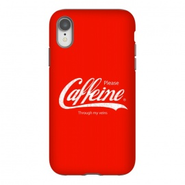 iPhone Xr  Caffeine by  ()