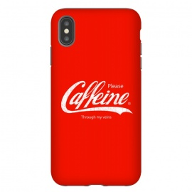 iPhone Xs Max  Caffeine by  ()
