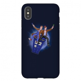 iPhone Xs Max  THE DOCTOR'S TIMEY-WIMEY ADVENTURE by SKULLPY
