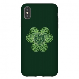 CLOVER by RAIDHO (clover,irish,irish-dance,celtic,celtic-knotwork,knotwork,love,st.patrick's-day)