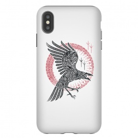 iPhone Xs Max  RAGNAR'S RAVEN by RAIDHO