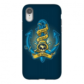 iPhone Xr  King Of Pirates by Q-Artwork