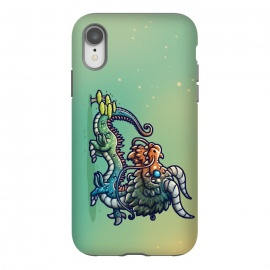 iPhone Xr  Cute Chinese Dragon by Q-Artwork (dragon,chinese,kawaii,cute,character design,monster)