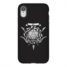 iPhone Xr  Elf Crest by Q-Artwork