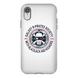 R-PIRATES by RAIDHO (futurama,bender,skull,pirates,galaxy,stars)