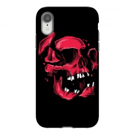 iPhone Xr  broken skull by