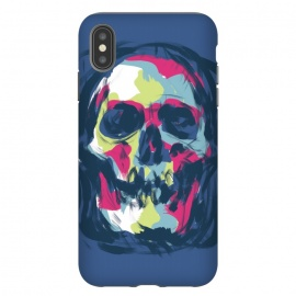 iPhone Xs Max  Paint by Lucas Dutra (paint,color,calavera,calaca,colorful)
