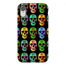 iPhone Xr  Voodoo by  (voodoo,glow,skull,Nicholas Wolf)