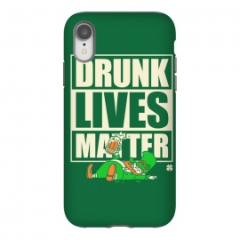 iPhone Xr  Drunk Lives Matter by Vó Maria