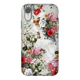 iPhone Xr  Floral Pattern II by  (Floral,botanical,pşants,spring,summer,art,design,RizaPeker)