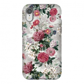 iPhone Xr  Floral Pattern III by Riza Peker (Floral,design,art,RizaPeker)