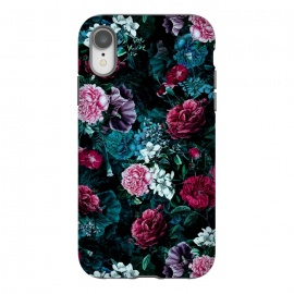 iPhone Xr  Floral Pattern IV by Riza Peker
