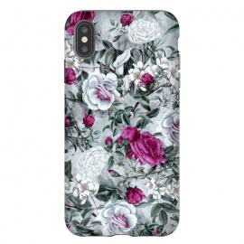 iPhone Xs Max  Floral Pattern V by Riza Peker