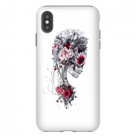 iPhone Xs Max  Skeleton Bride by Riza Peker