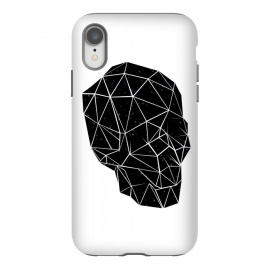 iPhone Xr  Space Skull by Rui Faria