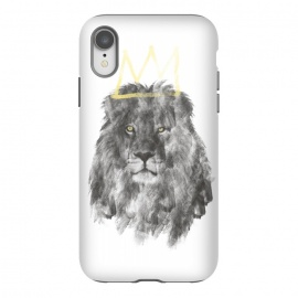 iPhone Xr  Lion King by Rui Faria (lion,lion king,animal,king of the jungle,wild,crown,king)