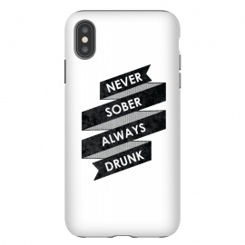Never Sober Always Drunk by Rui Faria (type,typography,vintage,funny)