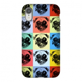 iPhone Xr  pugs by  (pugs,pop,pop art,color,paint,ink,animal,dogs,dog)