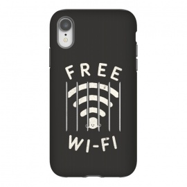 iPhone Xr  Free wi-fi by  (internet,freedom,wifi,funny,free,free wi-fi)