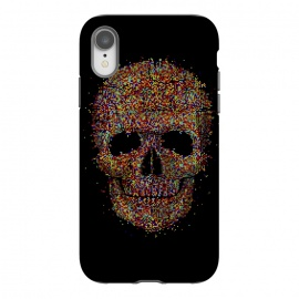 iPhone Xr  Acid Skull by Sitchko Igor