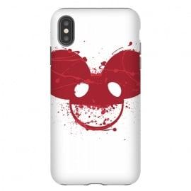 iPhone Xs Max  Deadmau5 V2 by  (Deadmau5,Maus,Deadmaus,Dj,Deejay,Music,Producer,Dead,Sound,Rave,Electro,Techno,Progressive,Maustrap,Fat)