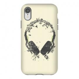 iPhone Xr  Art Headphones by