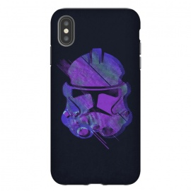 iPhone Xs Max  Splash Trooper by Sitchko Igor (Trooper,soldier,star wars,movie,planet,stormtrooper,empire,galactic,darth,vader,cosmos,space,astronaut,cosmonaut,clone,clones,episode,spaceship)