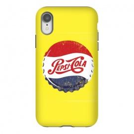 iPhone Xr  Vintage Pepsi by  (Vintage,soda,pepsi,coke,cola,water,food,old)