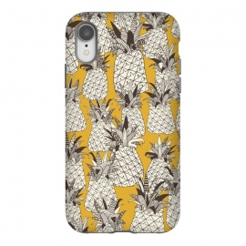 iPhone Xr  Pineapple Sunshine by Sharon Turner