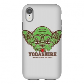 iPhone Xr  [ba dum tees] Yodashire by  (star,wars,yoda,dog,yorkshire,pet)