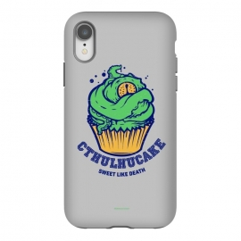 iPhone Xr  [ba dum tees] Cthulhucake by Draco (cupcake,cake,octopuss,tentacle,eye)