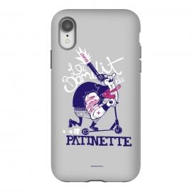 iPhone Xr  Bandit by  (tattoo,dragon,gun,revolver,mask,skate)