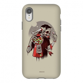 iPhone Xr  Bubbleeye Gum by  (zombue,eye,gum,skull,skelleton,fun)