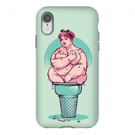iPhone Xr  Dalicious by  (ice,cream,icecream,woman,fat,beautiful)