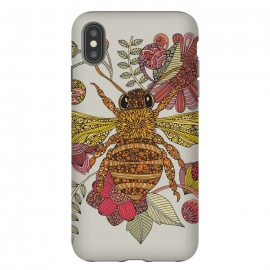 iPhone Xs Max  Be awesome by Valentina Harper (Bugs,colors,flowers)