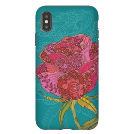 iPhone Xs Max  Ithaca by Valentina Harper (flowers,colors)