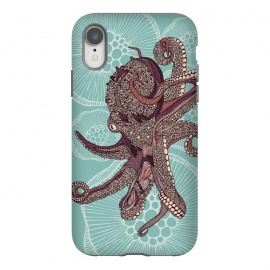 iPhone Xr  Octopus by Valentina Harper (Sea,octupus)
